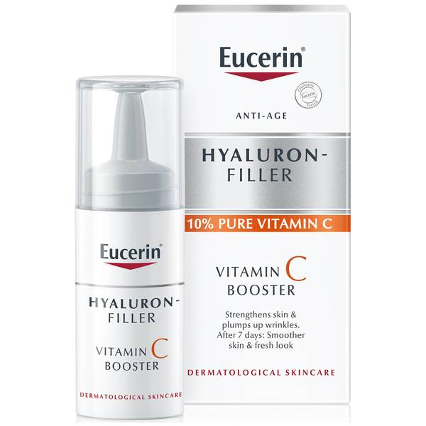Eucerin Hyaluron-Filler Vitamin C Booster (1 Vial)