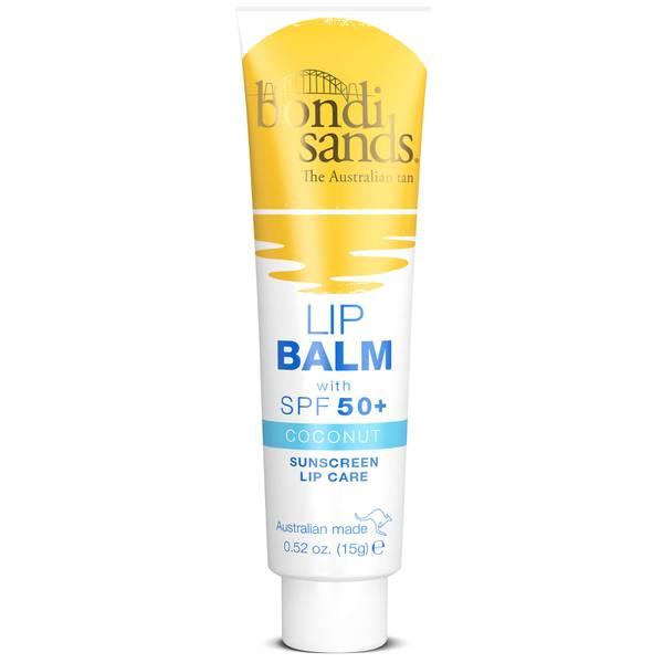 Bondi Sands Coconut Lip Balm with SPF50+ 15g
