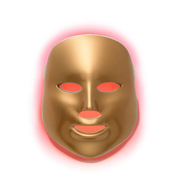 MZ Skin Light Therapy Golden Facial Treatment Device – USA
