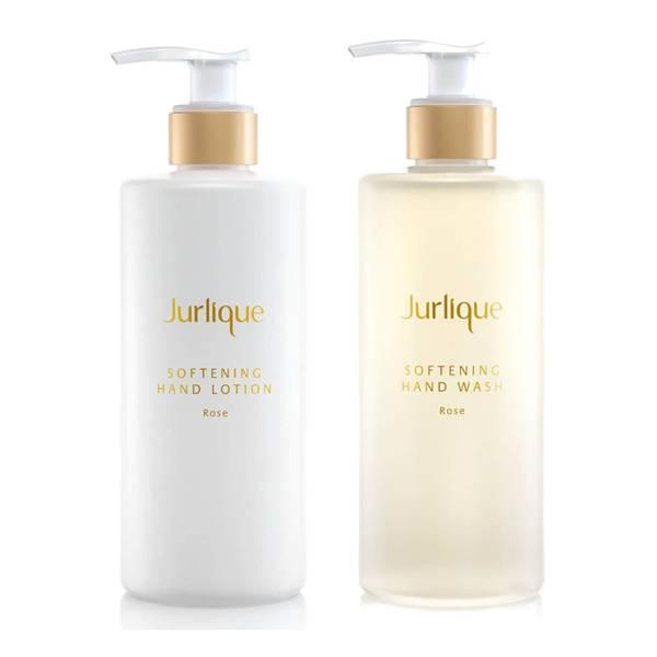 Jurlique Softening Hand Wash and Lotion Bundle