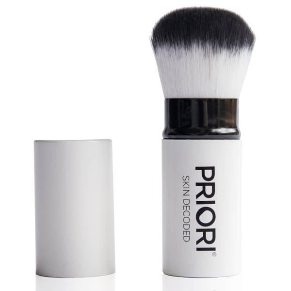 PRIORI Skincare Large Retractable Kabuki Brush