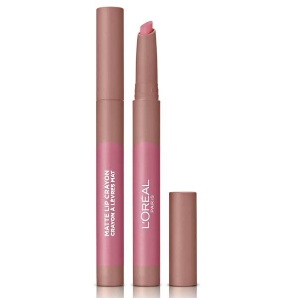 L'Oréal Paris Infallible Very Matte Lip Crayon (Various Shades)
