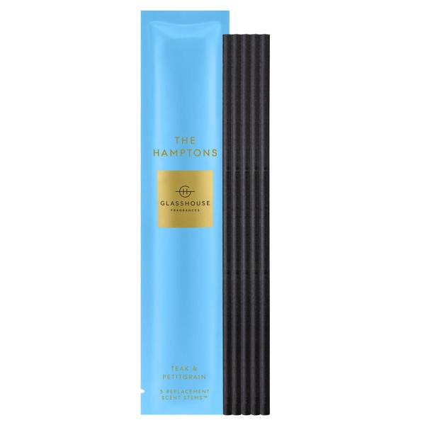 Glasshouse The Hamptons Replacement Scent Stems