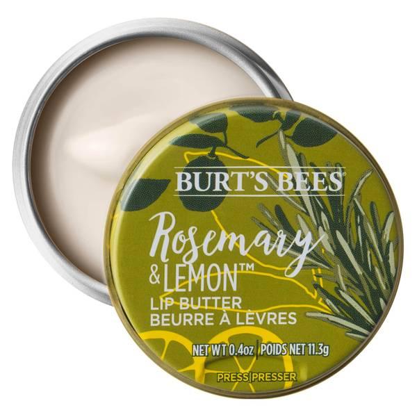 Burt's Bees Lip Butter with Rosemary & Lemon