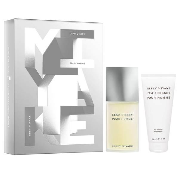 ISSEY MIYAKE L'Eau d'Issey Pour Homme Father's Day Set 75ml Eau de Toilette + 100ml Shower Gel