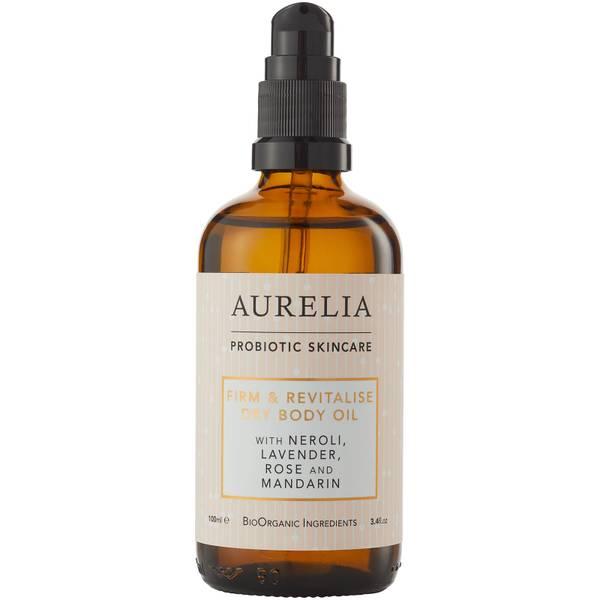 Aurelia London Firm and Revitalise Dry Body Oil 3.4 oz