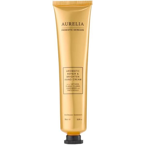 Aurelia London Aromatic Repair and Brighten Hand Cream 2.6 oz