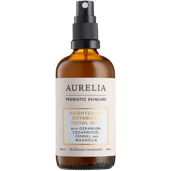 Aurelia London Brightening Botanical Facial Mist 100ml