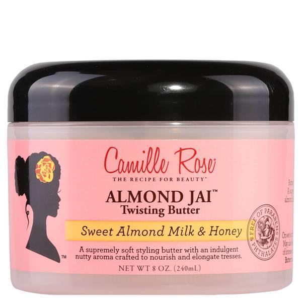 Camille Rose Naturals Almond Jai Twisting Butter 240ml
