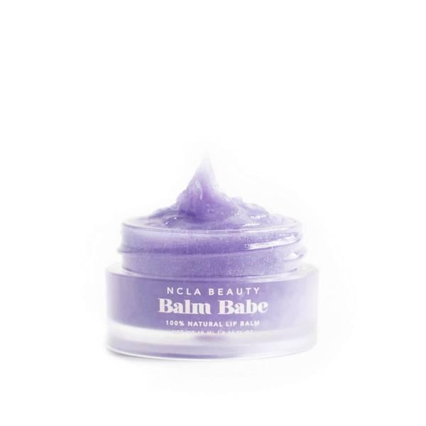 NCLA Beauty Balm Babe Lavender Lip Balm