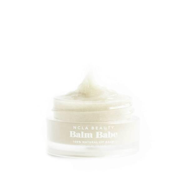 NCLA Beauty Balm Babe Marshmallow Lip Balm
