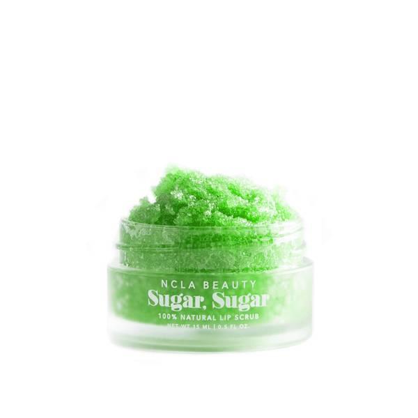 NCLA Beauty Sugar Sugar Matcha Tea Lip Scrub
