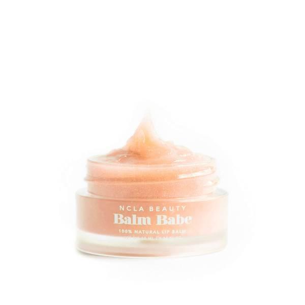 NCLA Beauty Balm Babe Peach Lip Balm 10ml