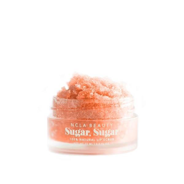 NCLA Beauty Sugar Peach Lip Scrub 15ml (Worth $16)