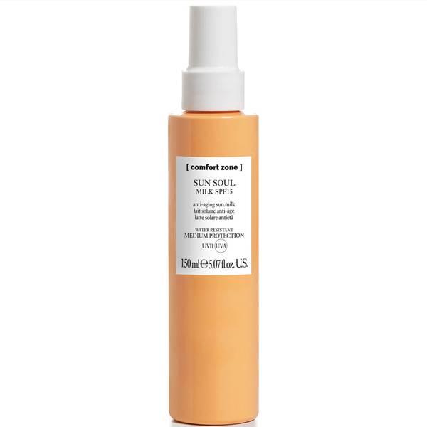 Comfort Zone Sun Soul Milk Body Spray SPF15 180g