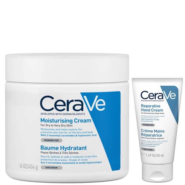 CeraVe Large Moisturising Cream Duo