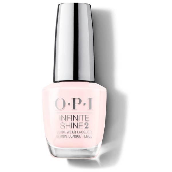 OPI Infinite Shine Pretty Pink Perseveres Nail Varnish 15ml