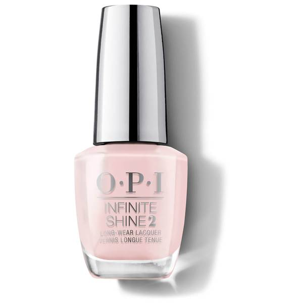 OPI Infinite Shine Half Past Nude Nail Varnish 15ml