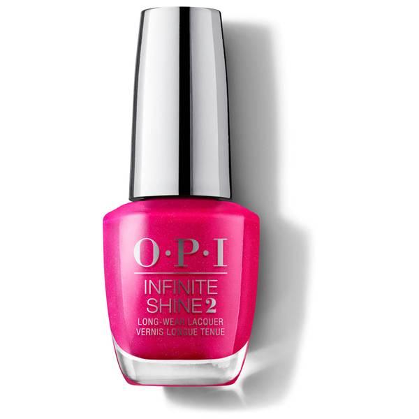 OPI Infinite Shine Pompeii Purple Nail Varnish 15ml