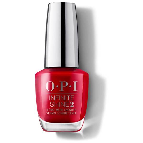 OPI Infinite Shine Relentless Ruby Nail Varnish 15ml