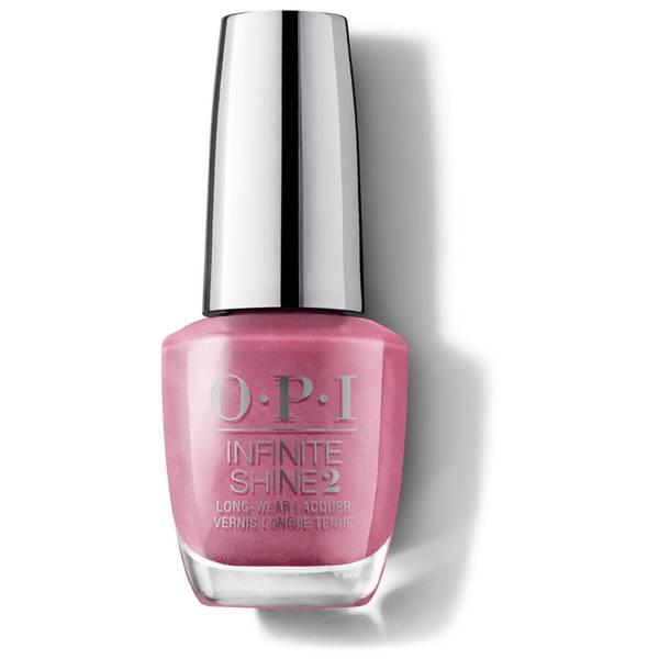 OPI Infinite Shine Not so Bora-Bora-Ing Pink Nail Varnish 15ml