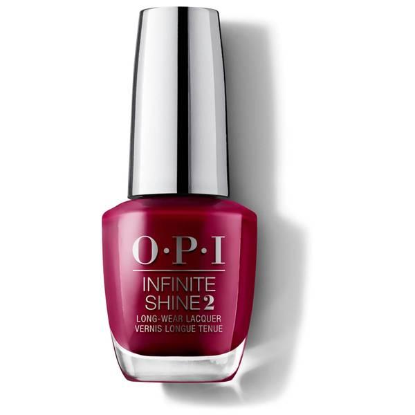OPI Infinite Shine Berry on Forever Nail Varnish 15ml