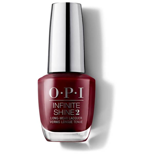 OPI Infinite Shine Got the Blues for Red Nail Varnish 15ml