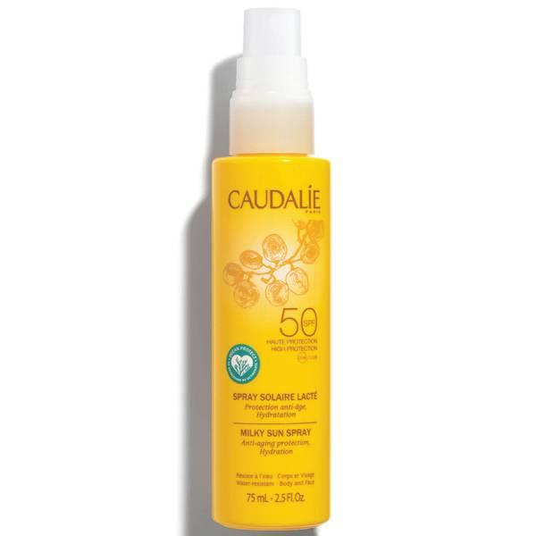 Caudalie Milky SPF50 Sun Spray 75ml