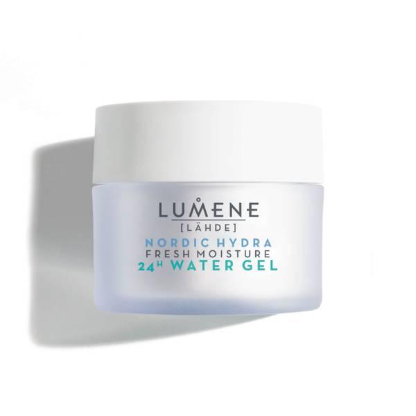 Lumene Nordic Hydra [LÄHDE] Fresh Moisture 24H Water Gel 50ml