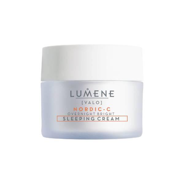 Lumene Nordic-C [VALO] Overnight Bright Sleeping Cream 50ml