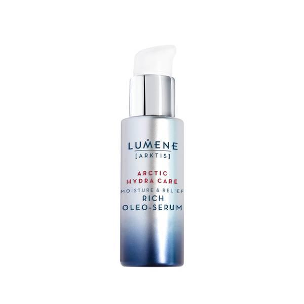 Lumene Nordic Hydra Care [ARKTIS] Moisture and Relief Rich Oleo Serum 30ml