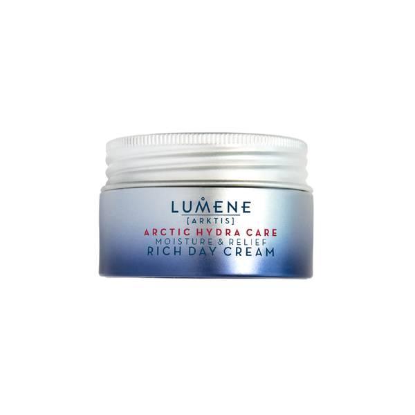 Lumene Arctic Hydra Care [ARKTIS] Moisture and Relief Rich Day Cream 50ml