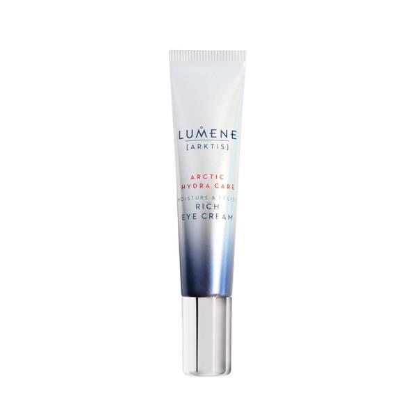 Lumene Arctic Hydra Care [ARKTIS] Moisture and Relief Rich Eye Cream 15ml