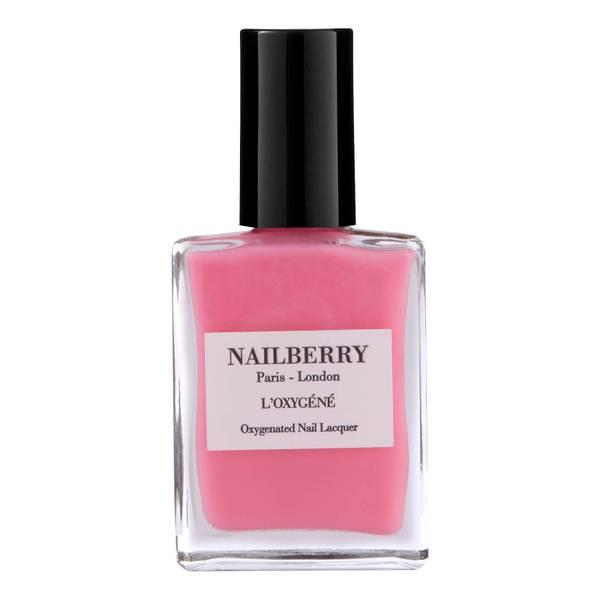 Nailberry L'Oxygene Pink Guava Nail Varnish 15ml