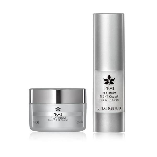 PRAI PLATINUM Firm and Lift Travel Collection