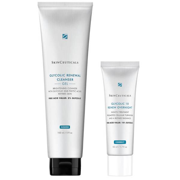 SkinCeuticals Glycolic Renew Duo