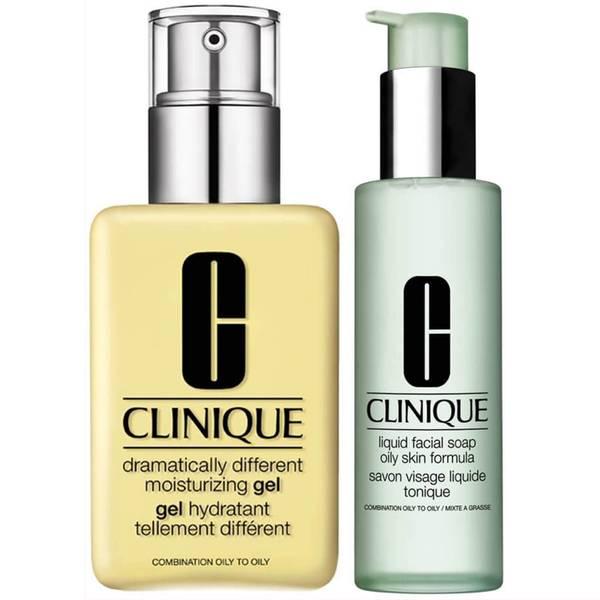 Clinique Facial Soap and Moisturiser Bundle