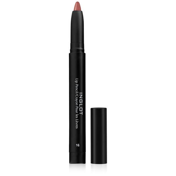 Inglot AMC Lip Pencil Matte With Sharpener 1.8g (Various Shades)