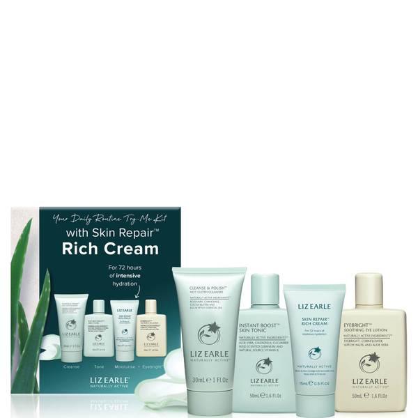 Liz Earle Essentials Try-Me Kit - Rich