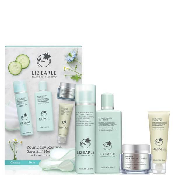 Liz Earle Superskin Essentials Fragranced Set