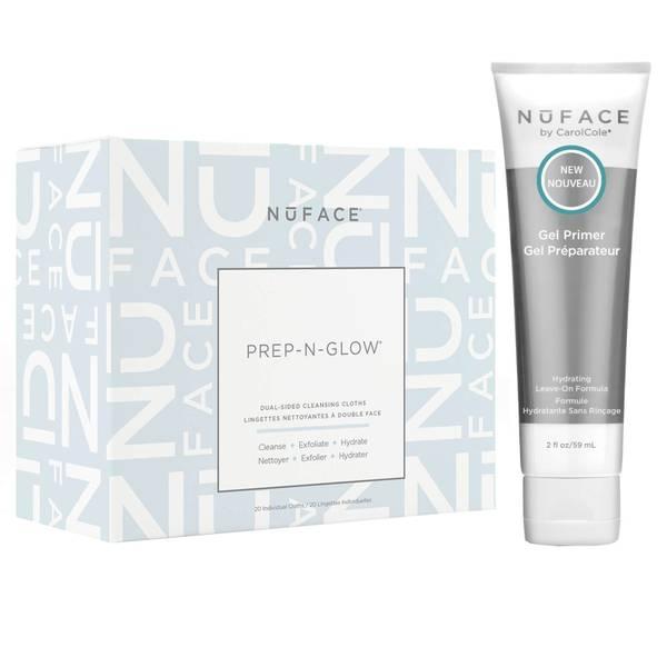 NuFACE Prep-N-Glow and Primer Bundle