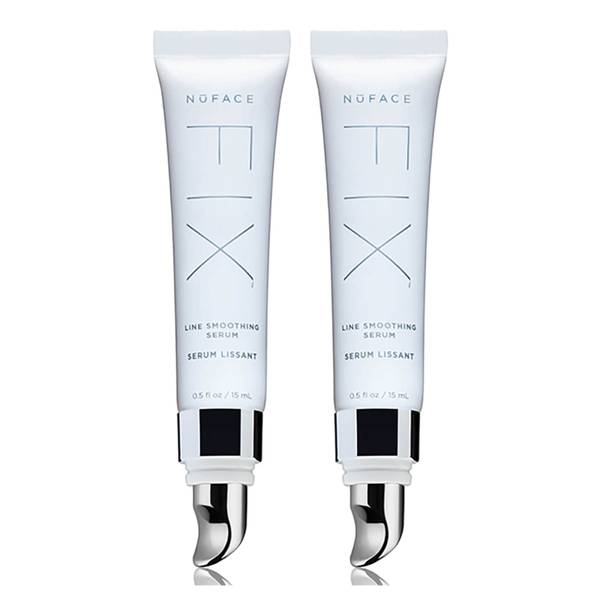 NuFACE FIX Line Smoothing Serum Duo (Worth $98.00) 2-Month Supply