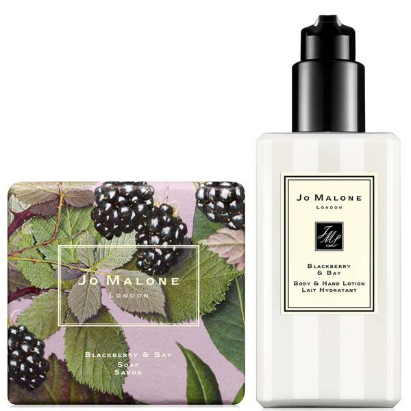 Jo Malone London Blackberry and Bay Soap and Hand Lotion Bundle