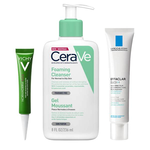 Anti-Blemish and Mattify with Niacinamide Expert Skin Routine Bundle