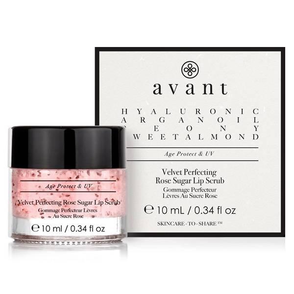 Avant Skincare Velvet Perfecting Rose Sugar Lip Scrub 10ml