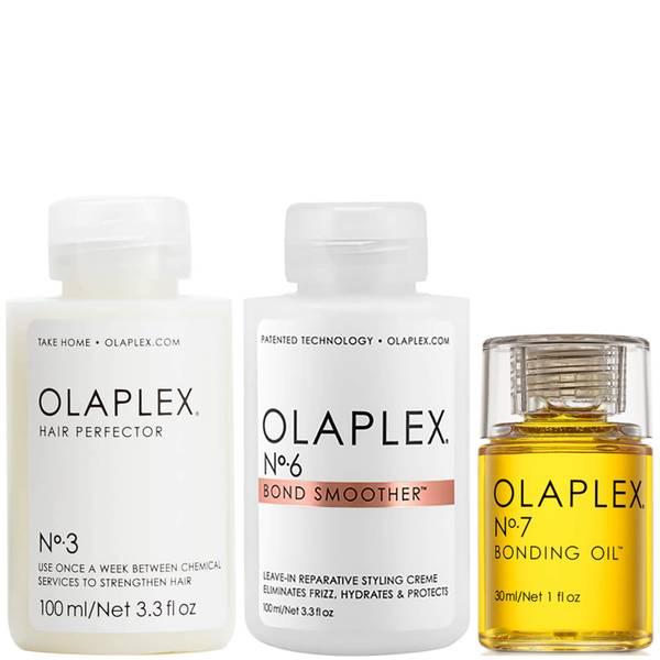 Olaplex No.3, No.6 and No.7 Bundle