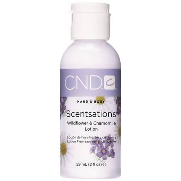 CND Scentsations Wildflower & Chamomile Hand Lotion 245ml