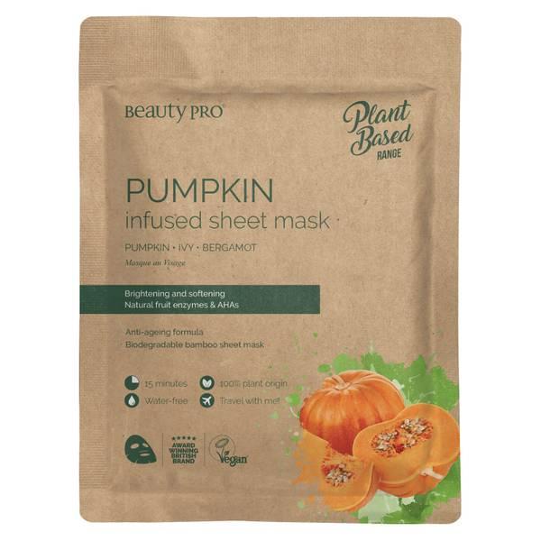 BeautyPro Pumpkin Radiating Sheet Mask 22ml