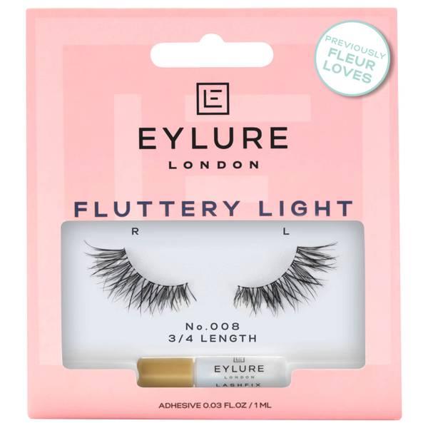 Eylure Fluttery Light Lashes - 008