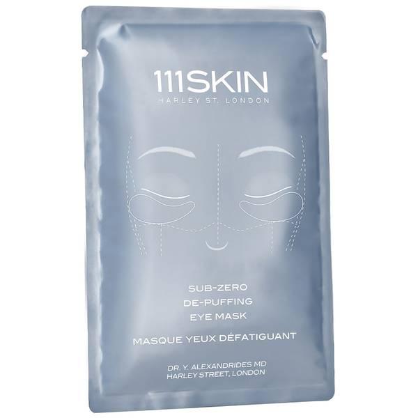 111SKIN Sub Zero De-Puffing Eye Mask Single 6ml